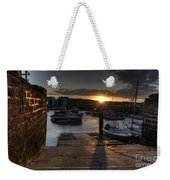 Sunset At West Bay Harbour Weekender Tote Bag