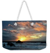 Sunset Bandon By The Sea Weekender Tote Bag