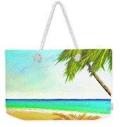 Sunset Beach #373 Weekender Tote Bag