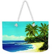 Sunset Beach Art North Shore Of Oahu In Summer #100 Weekender Tote Bag