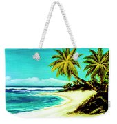 Sunset Beach Hawaiian #113 Weekender Tote Bag