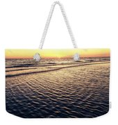 Sunset Beach In Florida Paradise Weekender Tote Bag