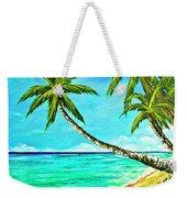 Sunset Beach#370  Weekender Tote Bag