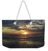Sunset Beauty At Clearwater Weekender Tote Bag