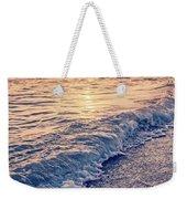 Sunset Bowman Beach Sanibel Island Florida Vintage Weekender Tote Bag