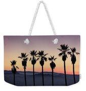 Sunset By La Weekender Tote Bag