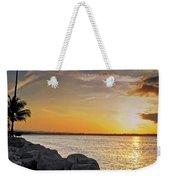 Sunset Caribe Weekender Tote Bag