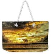 Sunset Clouds Weekender Tote Bag