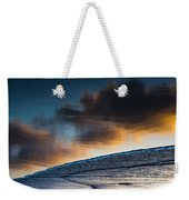 Sunset Clouds Reflect Weekender Tote Bag