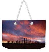 Sunset Corral Weekender Tote Bag