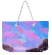 Sunset Cove  Weekender Tote Bag