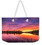 Sunset Culpeper Va Weekender Tote Bag