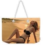 Sunset Desire Weekender Tote Bag