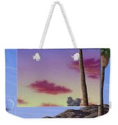 Sunset Door Weekender Tote Bag