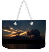 Sunset Dragon Weekender Tote Bag