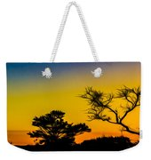 Sunset Fantasy Weekender Tote Bag
