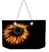 Sunset Flower Weekender Tote Bag