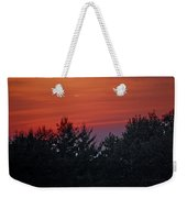Sunset From Bear Path Weekender Tote Bag