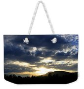 Sunset From Mcarthur Island Weekender Tote Bag