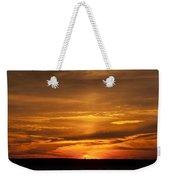 Sunset Gate 17 Weekender Tote Bag
