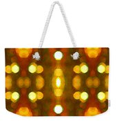 Sunset Glow 2 Weekender Tote Bag by Amy Vangsgard