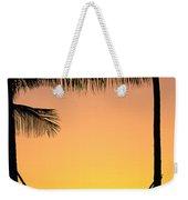 Sunset Hammock Weekender Tote Bag