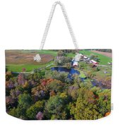 Sunset Hill Farms Indiana  Weekender Tote Bag