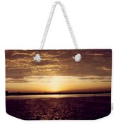 Sunset In Fl Weekender Tote Bag