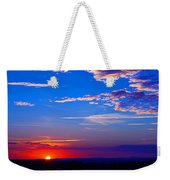 Sunset In Hudson Nh Weekender Tote Bag
