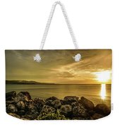 Sunset In Montego Bay Weekender Tote Bag