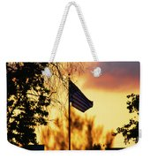 Sunset In San Diego Weekender Tote Bag