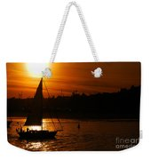 Sunset In Southern California Weekender Tote Bag