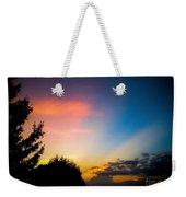 Sunset In Summer  Weekender Tote Bag