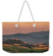 Sunset In The Countryside Weekender Tote Bag