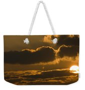 Sunset In The Heavens Weekender Tote Bag
