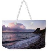 Sunset In The Ocean Weekender Tote Bag