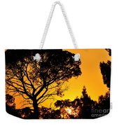 Sunset In Tujunga Weekender Tote Bag