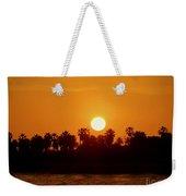 Sunset In Ventura Weekender Tote Bag