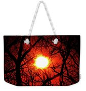 Sunset In Virginia Weekender Tote Bag