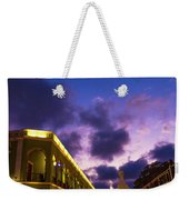 Sunset It Campeche City Downtown Weekender Tote Bag