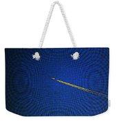 Sunset Jet In Fresco Weekender Tote Bag