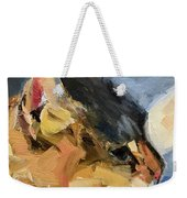 Sunset Kitty Weekender Tote Bag