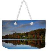 Sunset Lake View Weekender Tote Bag