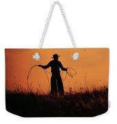 Sunset Lariat 2 Weekender Tote Bag