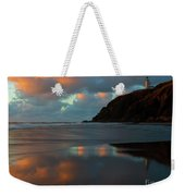 Sunset Light Reflections Weekender Tote Bag