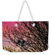 Sunset Lovers Weekender Tote Bag