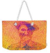 Sunset Man Weekender Tote Bag