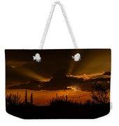 Sunset No.07 Weekender Tote Bag