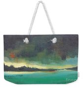 Sunset On Blue Danube Weekender Tote Bag