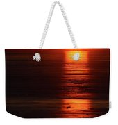 Sunset On February 26-2018 Over Barrie  Weekender Tote Bag